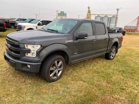2016 Ford F-150 for sale at Canuck Truck in Magrath AB