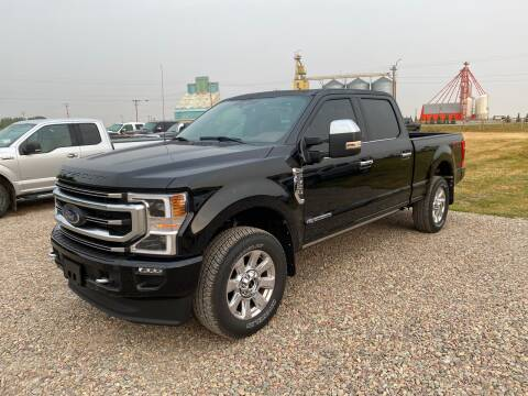 2020 Ford F-350 Super Duty for sale at Canuck Truck in Magrath AB