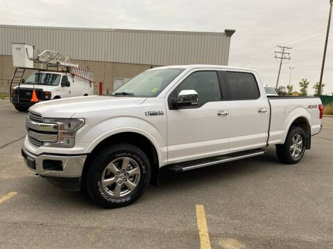 2019 Ford F-150 for sale at Canuck Truck in Magrath AB