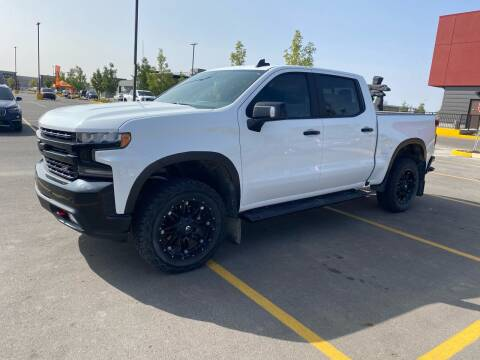 2019 Chevrolet Silverado 1500 for sale at Canuck Truck in Magrath AB