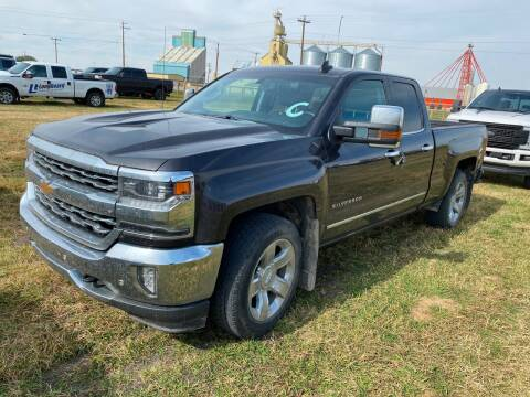 2016 Chevrolet Silverado 1500 for sale at Canuck Truck in Magrath AB