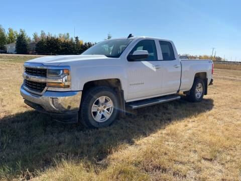 2018 Chevrolet Silverado 1500 for sale at Canuck Truck in Magrath AB