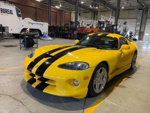 2001 Dodge Viper for sale at Canuck Truck in Magrath AB