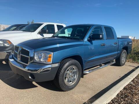 2005 Dodge Dakota for sale at Canuck Truck in Magrath AB