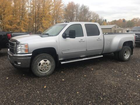 2012 Chevrolet Silverado 3500HD for sale at Canuck Truck in Magrath AB