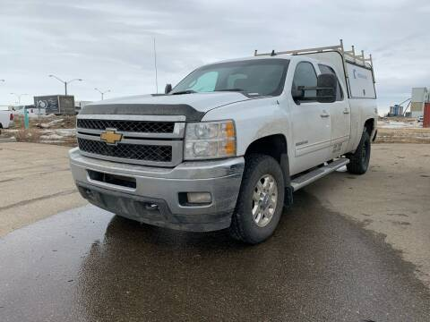 2012 Chevrolet Silverado 2500HD for sale at Canuck Truck in Magrath AB