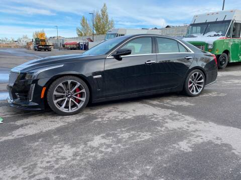 2016 Cadillac CTS-V for sale at Canuck Truck in Magrath AB