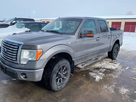 2011 Ford F-150 for sale at Canuck Truck in Magrath AB