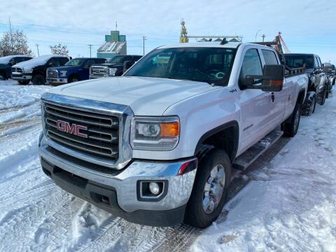 2018 GMC Sierra 3500HD for sale at Canuck Truck in Magrath AB