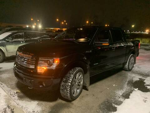 2013 Ford F-150 for sale at Canuck Truck in Magrath AB