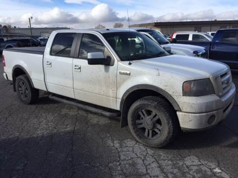 2008 Ford F-150 for sale in Magrath, AB