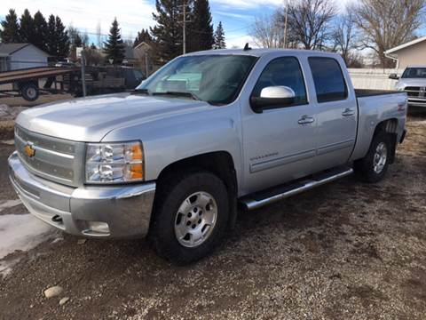2013 Chevrolet Silverado 1500 for sale at Canuck Truck in Magrath AB