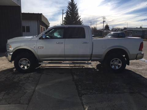 2010 Dodge Ram Pickup 2500 for sale at Canuck Truck in Magrath AB