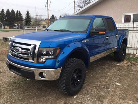 2009 Ford F-150 for sale in Magrath, AB