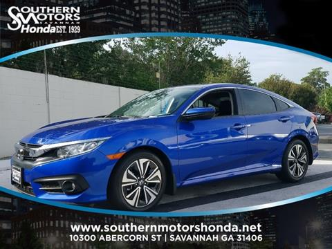 Honda Civic For Sale In Savannah Ga