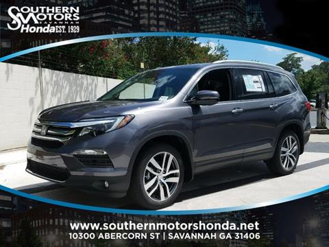 Honda Pilot For Sale In Savannah Ga