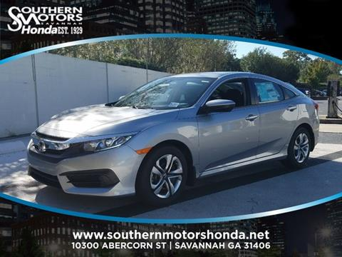 2017 Honda Civic for sale in Savannah, GA
