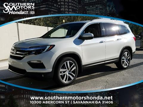 2017 Honda Pilot for sale in Savannah, GA
