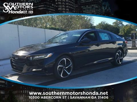 2018 Honda Accord for sale in Savannah, GA