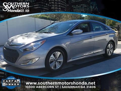 2015 Hyundai Sonata Hybrid for sale in Savannah, GA