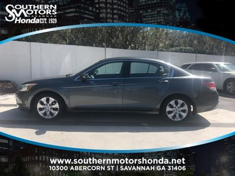 2010 Honda Accord for sale in Savannah, GA