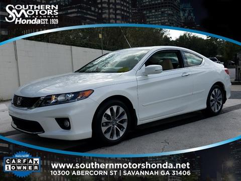 2014 Honda Accord for sale in Savannah, GA