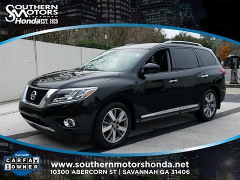 Nissan For Sale In Savannah Ga