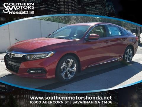 Honda Accord For Sale In Savannah Ga