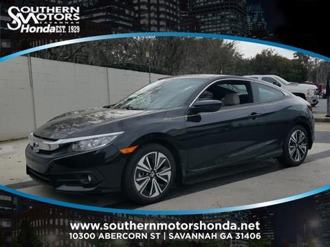 Coupe for sale in savannah ga for Southern motors honda savannah ga