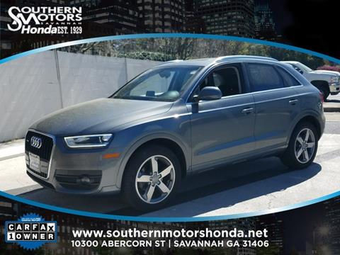 Used Cars For Sale In Savannah Ga By Owner >> 2015 Audi Q3 For Sale In Savannah Ga