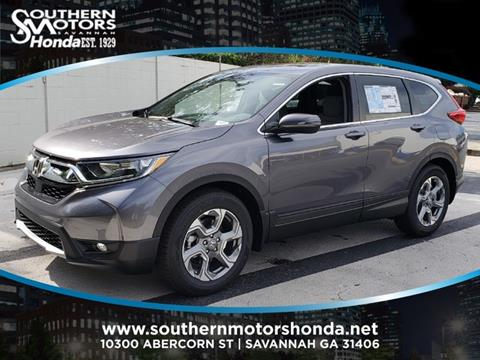 2018 Honda CR-V for sale in Savannah, GA