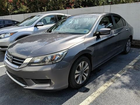 2014 Honda Accord for sale in Savannah, GA