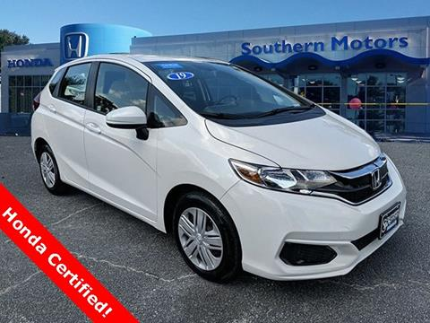 2019 Honda Fit for sale in Savannah, GA