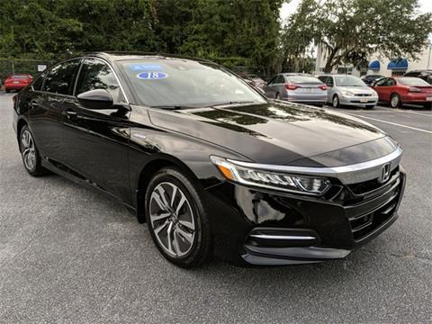 2018 Honda Accord Hybrid for sale in Savannah, GA