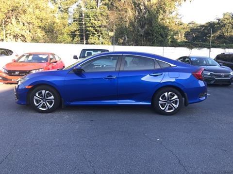 2016 Honda Civic for sale in Savannah, GA