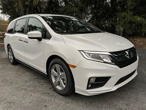 2020 Honda Odyssey for sale in Savannah, GA