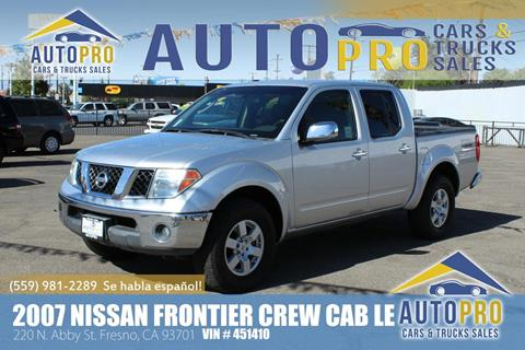 2007 Nissan Frontier for sale in Fresno, CA