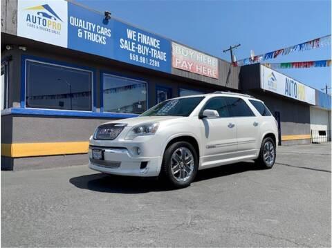 Auto Pro Cars Trucks Sales Car Dealer In Fresno Ca