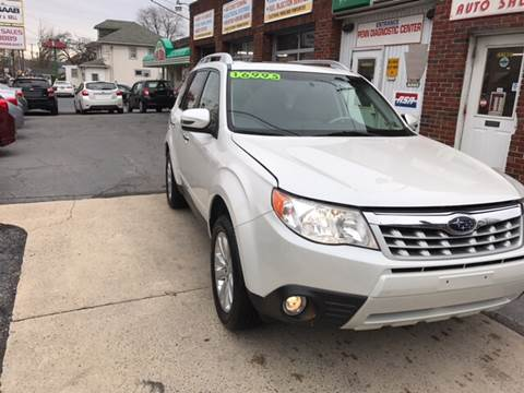 2012 Subaru Forester for sale in West Lawn PA