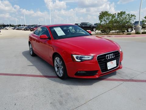 2013 Audi A5 for sale in Granbury, TX