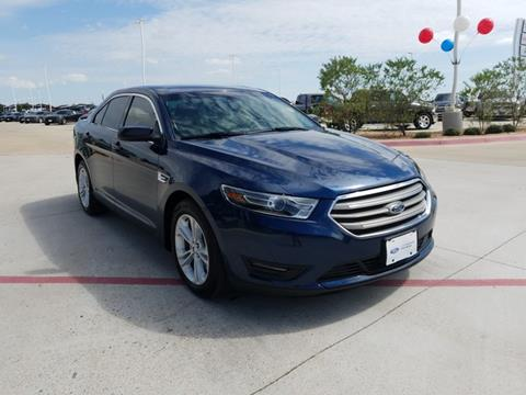 2016 Ford Taurus for sale in Granbury, TX