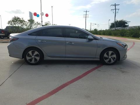 2013 Hyundai Sonata Hybrid for sale in Granbury, TX