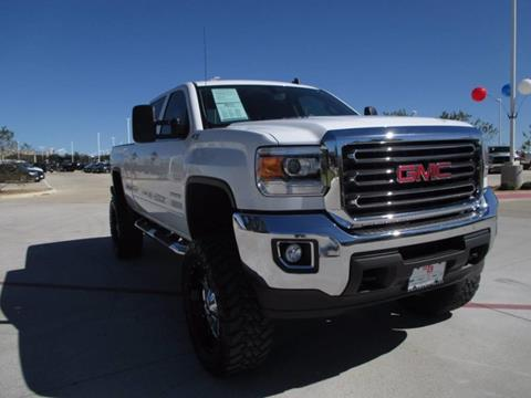 2015 GMC Sierra 2500HD for sale in Granbury, TX