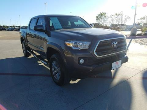 2017 Toyota Tacoma for sale in Granbury, TX