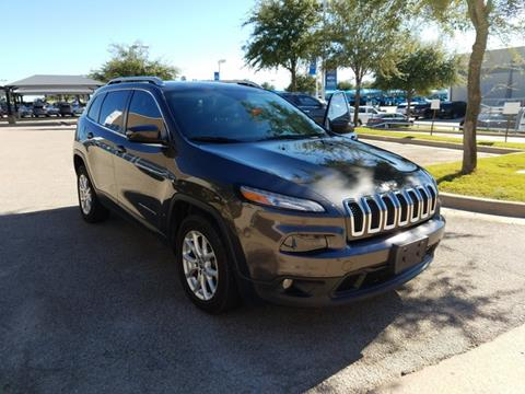 2014 Jeep Cherokee for sale in Granbury, TX