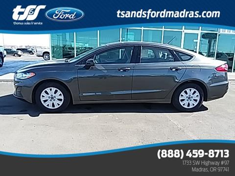 2019 Ford Fusion for sale in Madras, OR