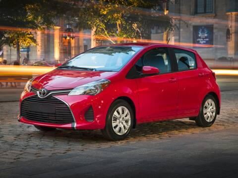 2015 Toyota Yaris for sale at TS&S Ford in Madras OR