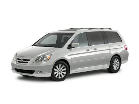 2007 Honda Odyssey Touring for sale at TS&S Ford in Madras OR