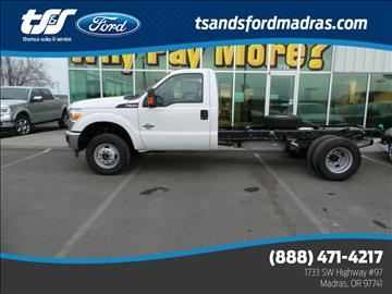 2016 Ford F-350 Super Duty for sale in Madras, OR