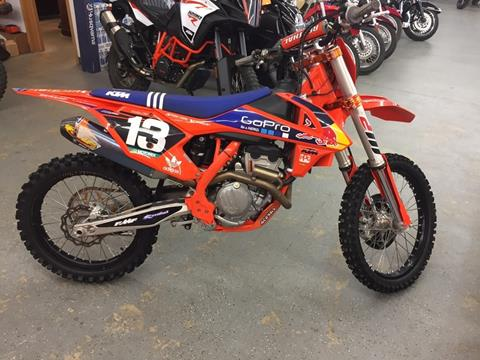 2016 KTM 250 SX-F Factory Edition